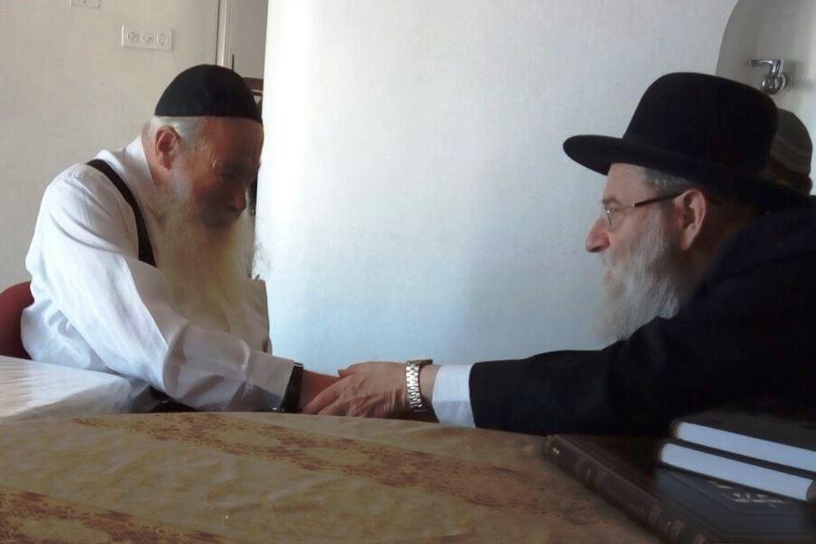 ערב יום הכיפורים: הרבנים נפגשו למפגש פיוס