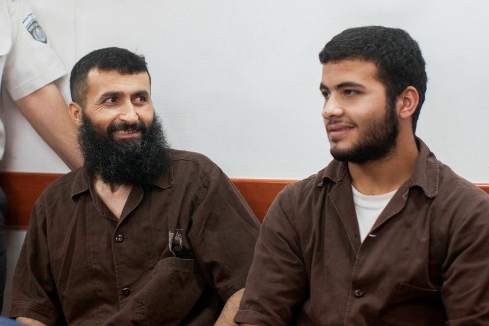 """מאסרי עולם ו-600 אלף ש""""ח נגזרו על רוצחי הקצין"""