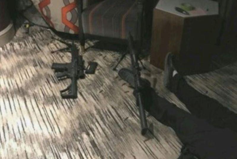 לאס וגאס: הרוצח תיעד והתמונות דלפו