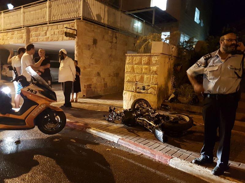התפללו: יעקב נתנאל בן פנינה נפצע בתאונה