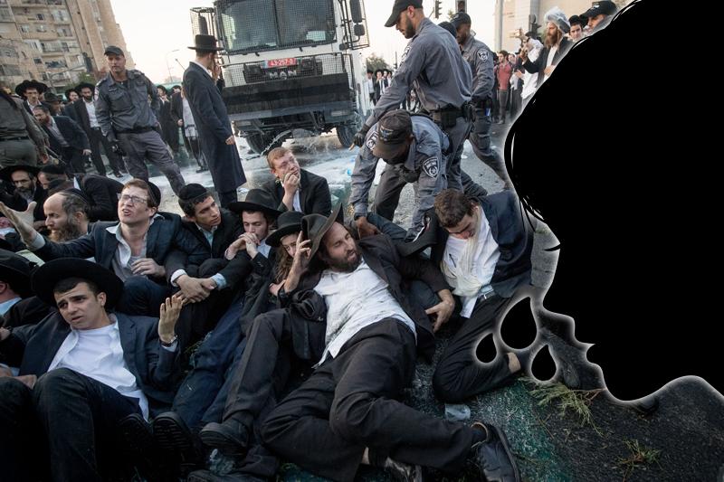 """""""לא יכולה עוד"""": הפן הכואב של הפגנות הפלג - בעיות בשלום בית"""