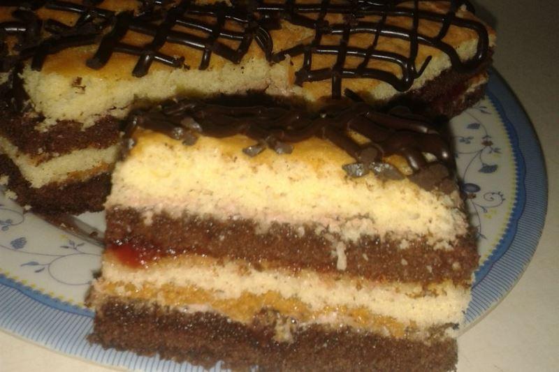 עוגת פנצ