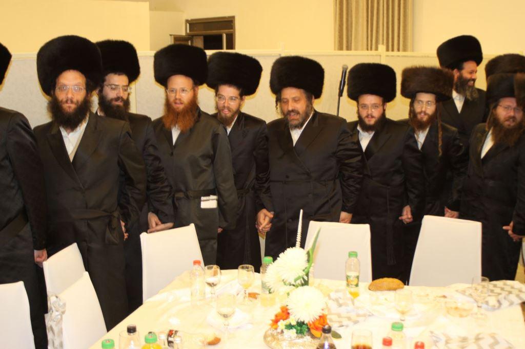 הרבנים והמשגיחים של
