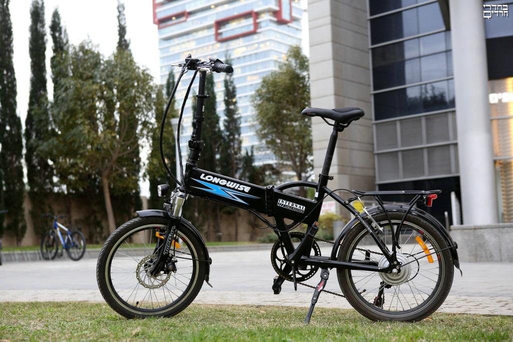 הלהיט החדש: הכירו את האופניים החשמליים