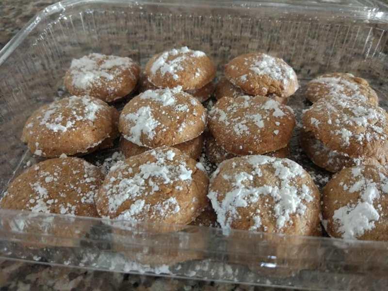 קלי קלות: עוגיות טחינה טבעוניות