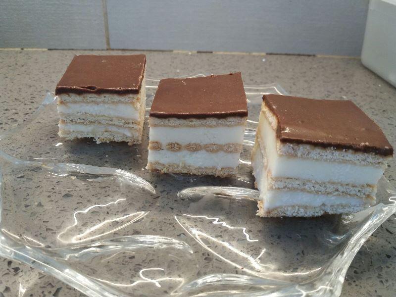 עוגת ביסקוויטים קלאסית