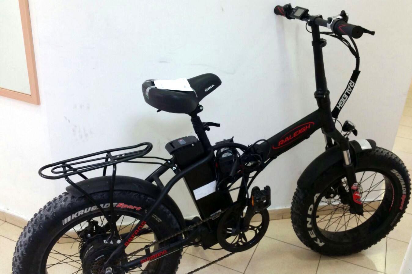 בני ברק: גנב מצעיר אופניים חשמליים - ונלכד תוך דקות