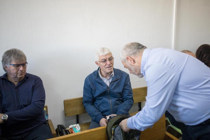 שולה זקן שוב לא התייצבה לדיון במשפט ב. יאיר