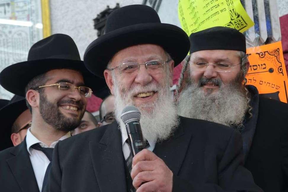 """הגר""""ש כהן תוקף שוב: """"זה בית בלי יהודים"""""""