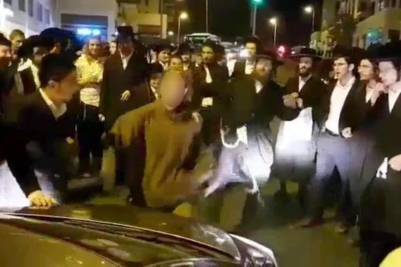 המשטרה אחר הבועט בחיילת: נעצר ושוחרר