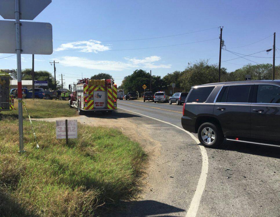 ירי בטקסס: לפחות 27 הרוגים ו-24 פצועים