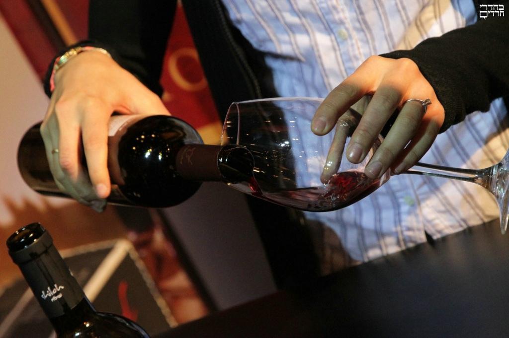 בפעם הרביעית: תערוכת היין הכשר בירושלים
