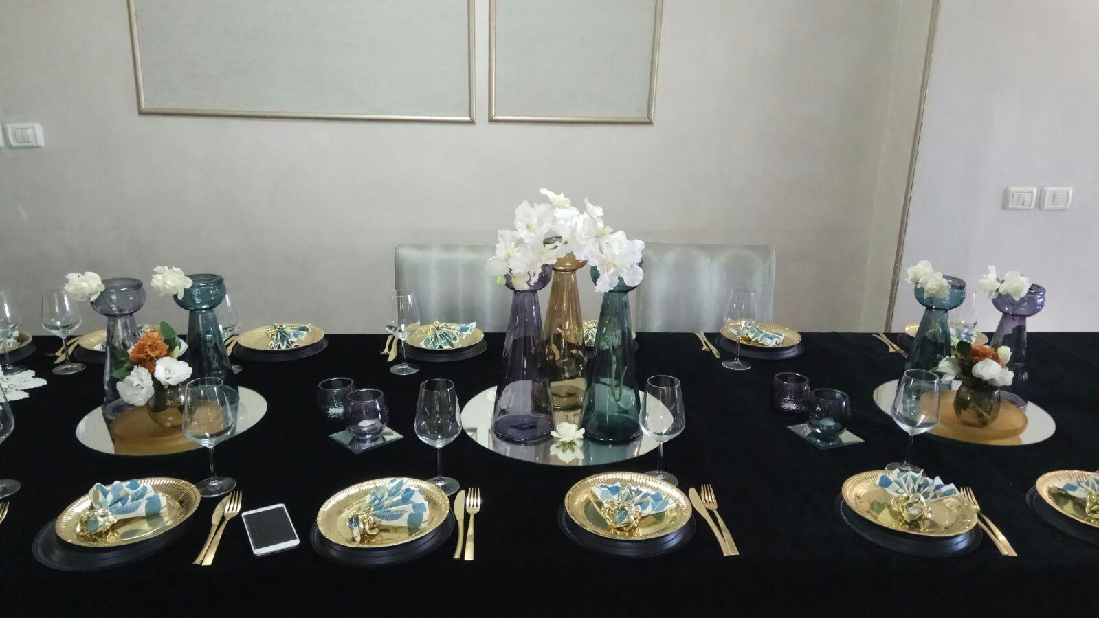 צפו: שחור בשולחן שבת - כן או לא
