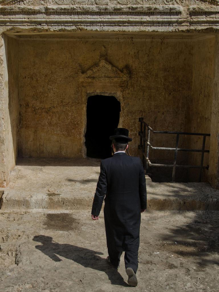 צפו: קברי הסנהדרין מתחדשים בלב ירושלים