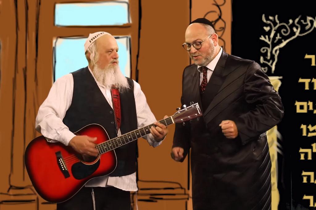 באנימציה: יוסי הופמן ועדי רן שרים