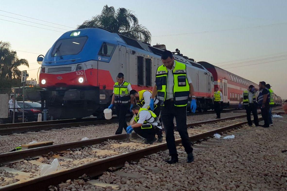 טרגדיה מזעזעת: יתומה נמחצה על פסי רכבת