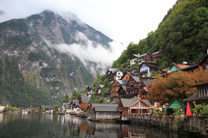 אוסטריה: סיור מצולם שאסור לכם להחמיץ