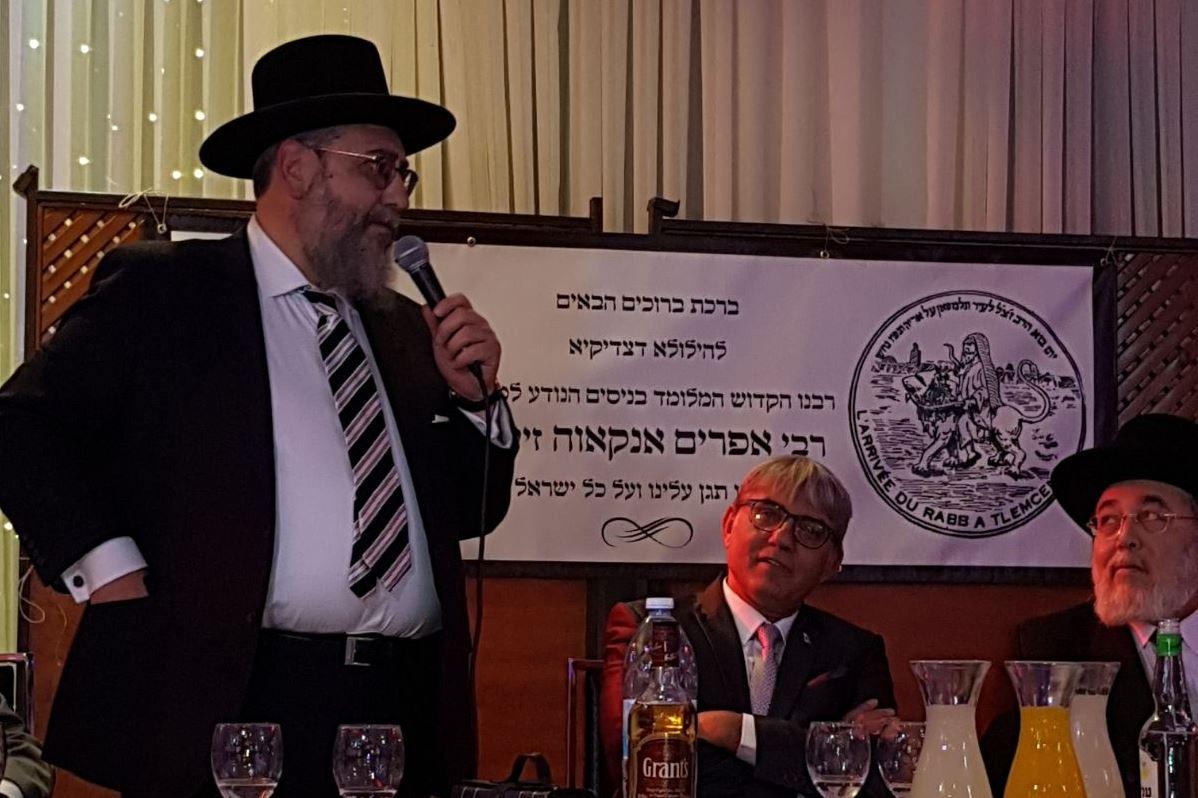 """חיים אמסלם פורש מהבית היהודי: """"זכינו ליחס מתנשא"""""""