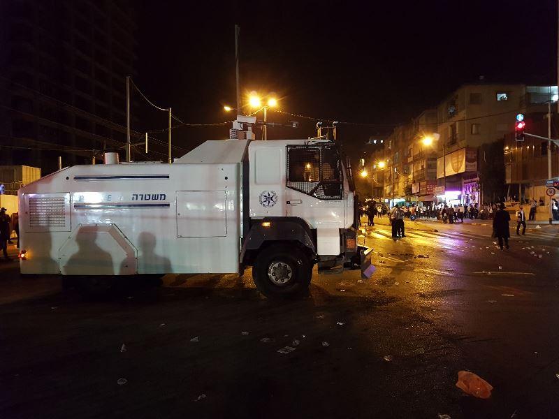 עצורי ההפגנות בירושלים ובית שמש - נקנסו