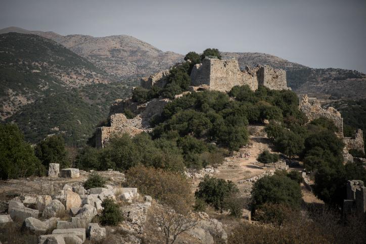 המבצר, המפל והנוף: סיור מצולם בצפון • צפו