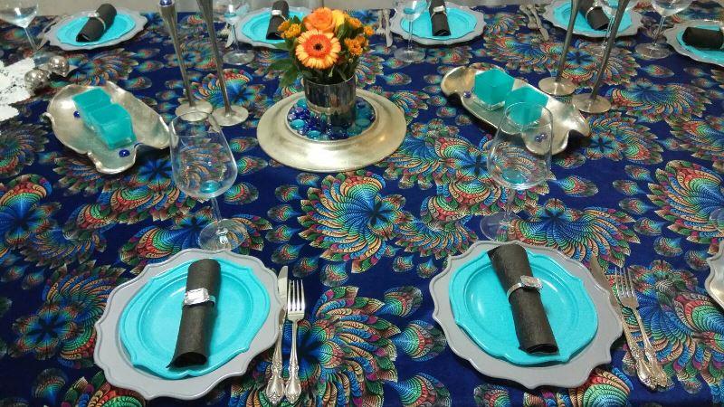 צפו: שולחן השבת הצבעוני ביותר של אפרת