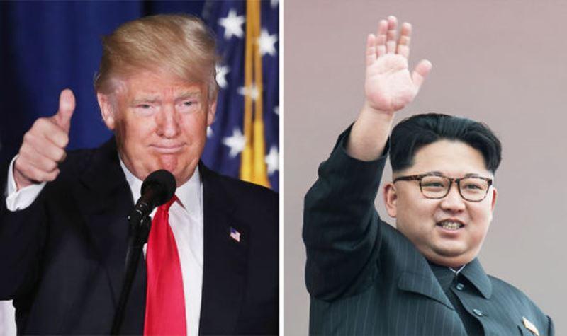 """העולם משתאה: נשיא ארה""""ב טראמפ ייפגש עם מנהיג צפון קוריאה"""