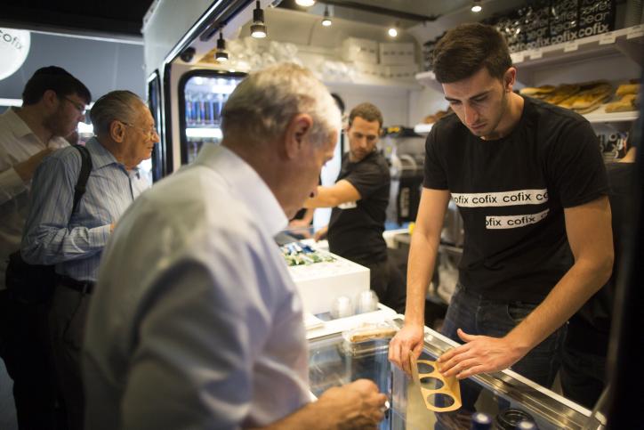 קפה בבוץ: ירידה דרסטית במכירות קופיקס