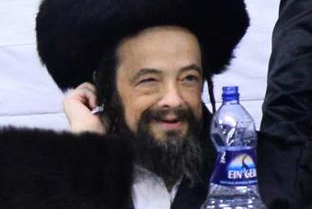 """אח האדמו""""רים מזוועהיל: רבי יצחק גולדמן זצ""""ל"""