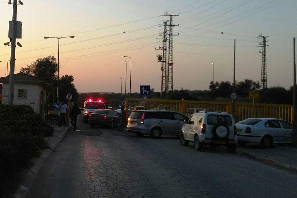 מודיעין עילית: השער ננעל בהדלקת נרות