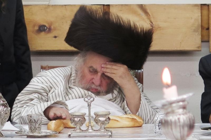 """הלכה לעולמה: הרבנית מקארלסבורג ע""""ה"""