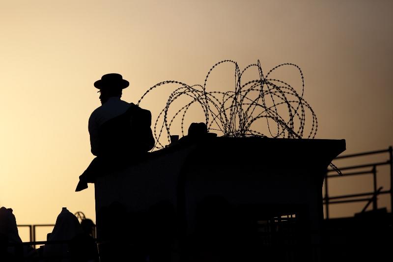 """חרדי התחזה לחייל. המשטרה וצה""""ל האמינו"""