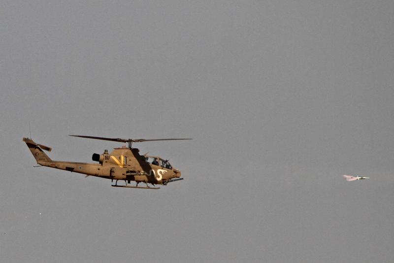 דיווח: ישראל תקפה הלילה אתר צבאי בסוריה