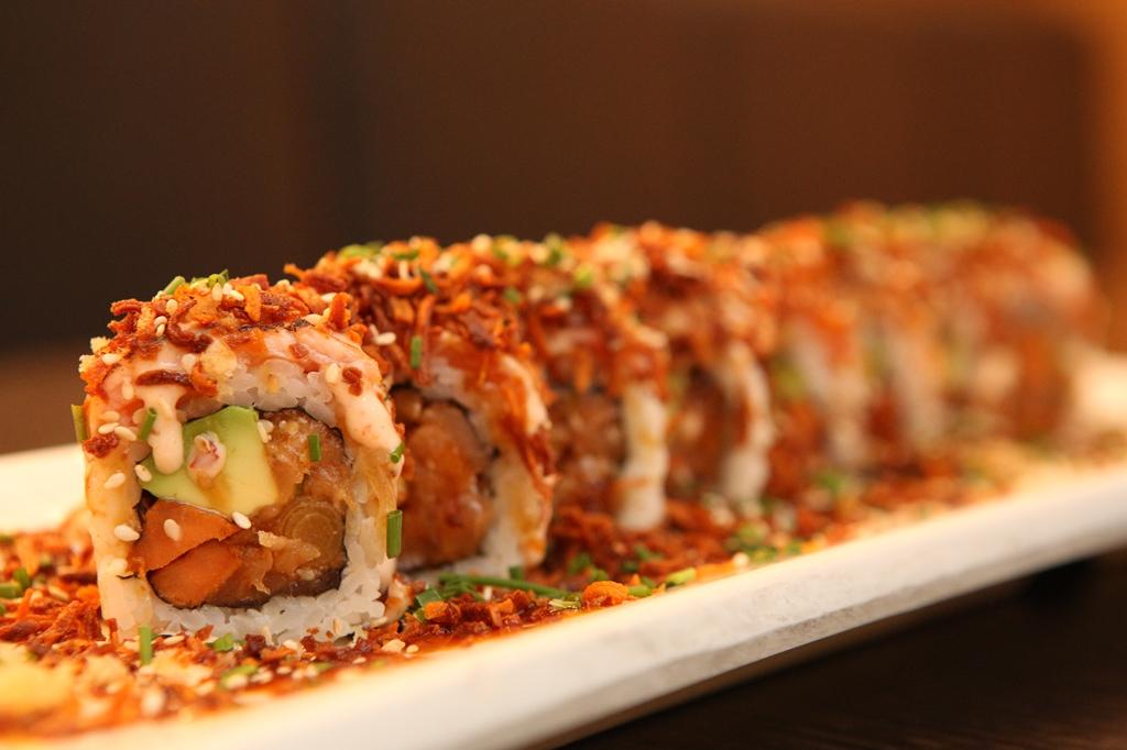 פינת אוכל: סושי