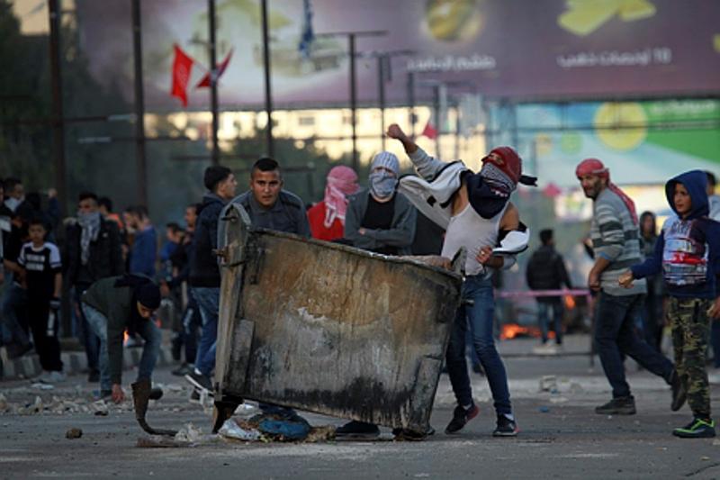 זעם ערבי: הפרות סדר בירושלים • צפו בתיעוד