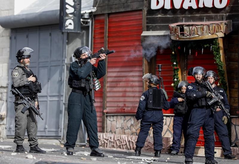 """יממה אחרי: מצ""""ח תחקור ירי הלוחם בפלסטיני"""