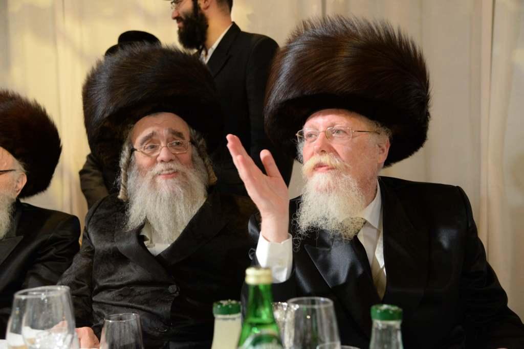 החתונה של משפחת שפירא בתל אביב • צפו בתיעוד