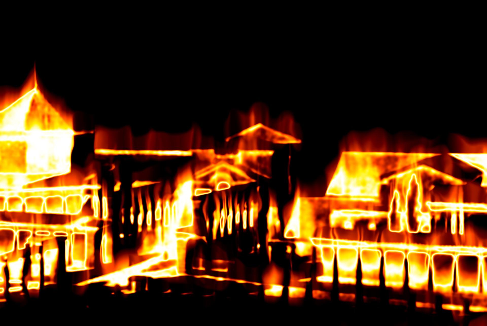 פינת פאר: ועל הנסים - הגיבורה שנשרפה קמה לחיים