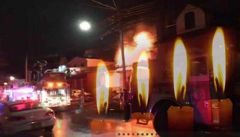 """הנספים בשריפה בפלטבוש: בני משפחה ישראלית שהגרו לארה""""ב"""