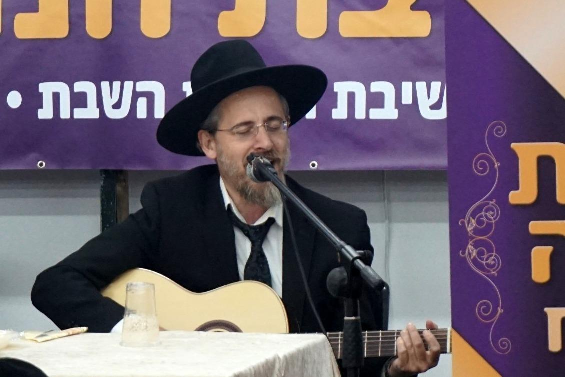 הרב הלל פלאי בלחן חדש: