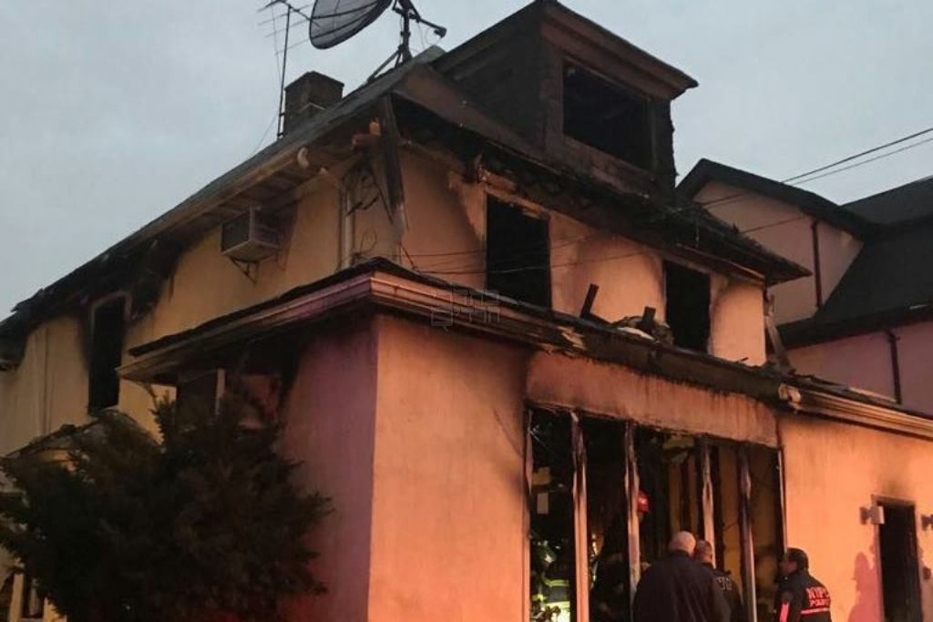 האסון הנורא בשריפה בבית משפחת אזן אירע מחנוכייה: בן 13 ניצל