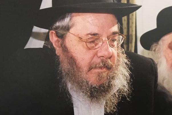 מחשובי רבני כולל חזון איש: רבי יצחק יונה טורצ