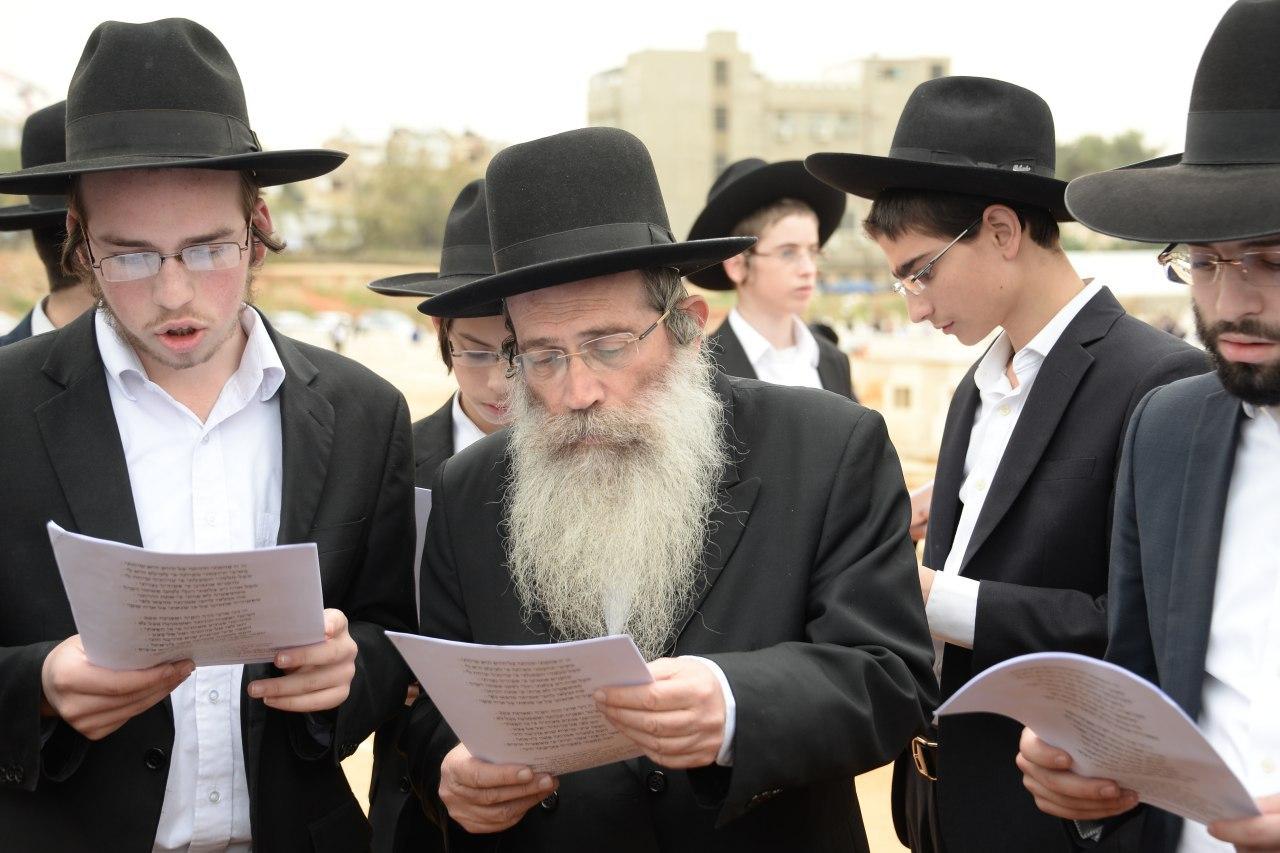 מופלא בשתיקתו: הבן רבי שרגא שטיינמן ה