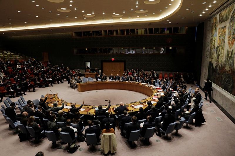 """ארה""""ב תקצץ מאות מיליונים ממימון האו""""ם"""