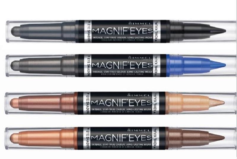 שני  מוצרי עיניים במוצר שכל אחת חלמה להשיג