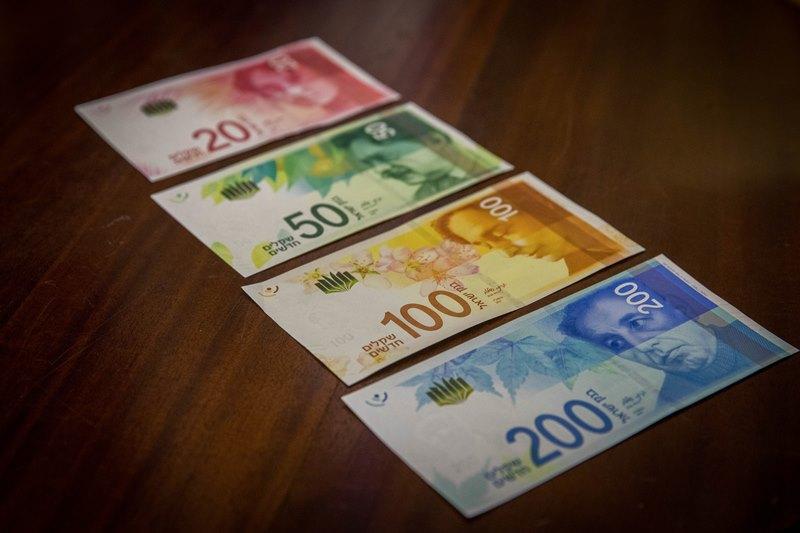 מסתמן: עסקות מזומן יוגבלו לעד 5,000 שקל