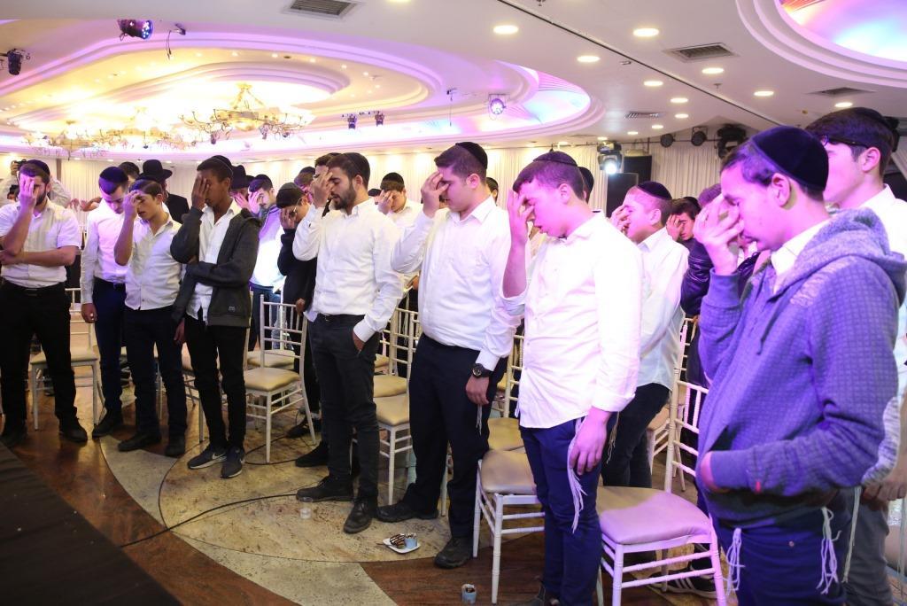 כך חגגו בני הנוער המתמודד בירושלים • גלריה