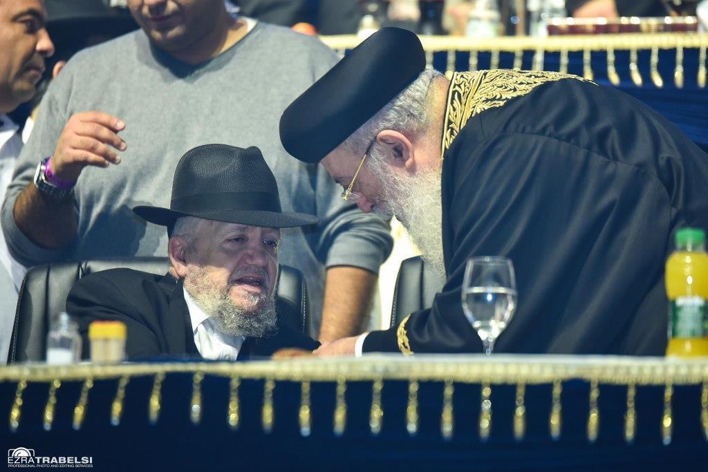 """גדולי ישראל לקהילת פלטבוש: """"יש להתחזק"""""""