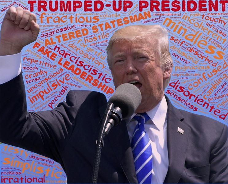"""כמה טראמפ שוקל? הדו""""ח הרפואי חושף"""
