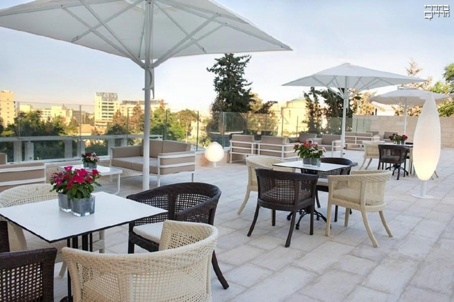 סיטי ברייק בירושלים: מלון לאונרדו פלאזה
