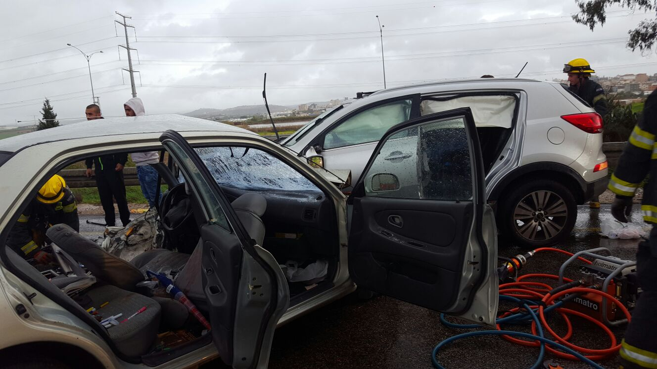 הונגריה: 3 חרדים מעורבים בתאונה קשה